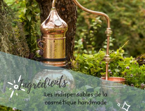 Les indispensables de la cosmétique Handmade : les hydrolats