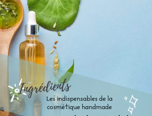 Les indispensables de cosmétique handmade : les huiles végétales
